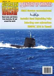 Australian Warship issue 93