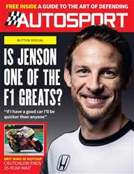 Autosport issue 25th August 2016
