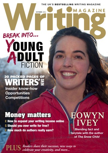Writing Magazine issue COMPETITION SPECIAL - October 2016