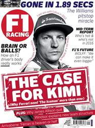 F1 Racing issue September 2016