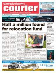 Campbeltown Courier issue 26th August 2016