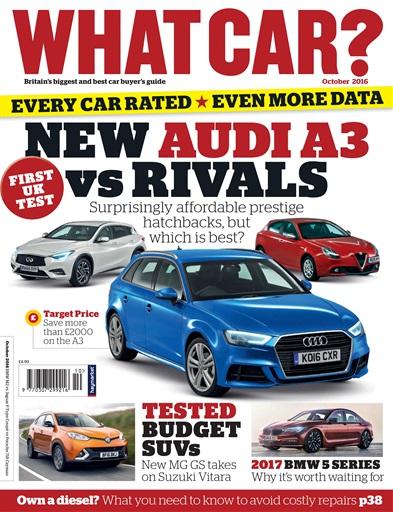 What Car Magazine