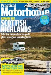 Practical Motorhome issue October 2016