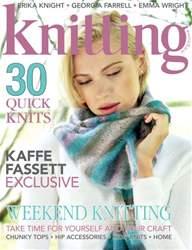 Knitting issue October 2016