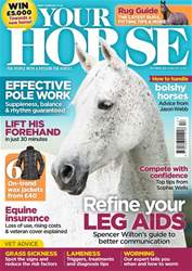 Your Horse issue September 2016
