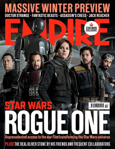 Empire issue October 2016