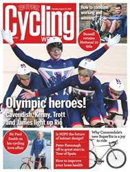 Cycling Weekly issue August 25, 2016