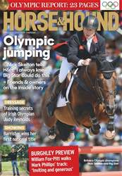 Horse & Hound issue 25th August 2016