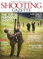 Shooting Gazette issue September 2016