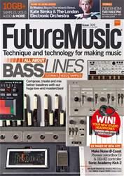 Future Music issue October 2016