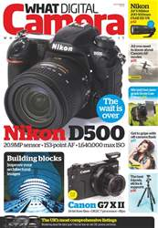 What Digital Camera issue October 2016