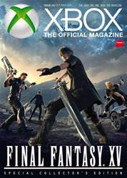 Official Xbox Magazine (UK Edition) issue October 2016