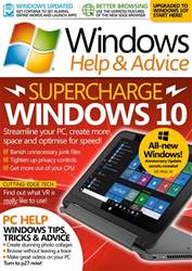 Windows Help & Advice issue October 2016