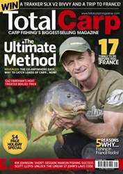 Total Carp issue September 2016