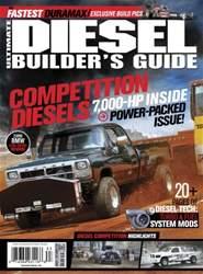 Ultimate Diesel Builders Guide issue Aug/Sep 2016