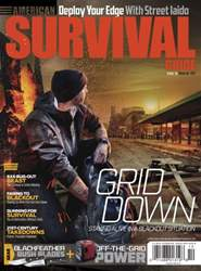 American Survival Guide issue October 2016
