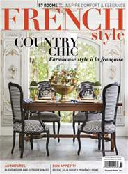Flea Market Décor issue FrenchStyleFall16