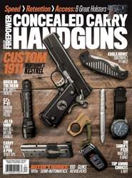 Conceal and Carry issue Fall 2016