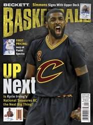 Beckett Basketball issue September 2016