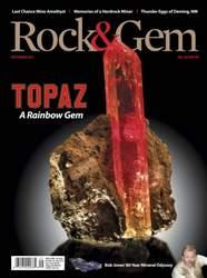 Rock & Gem Magazine issue September 2016