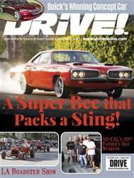 Drive issue October 2016