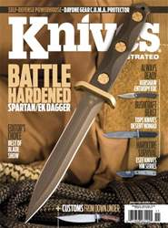 Knives Illustrated issue November 2016