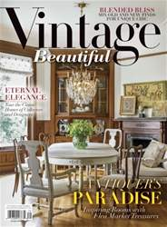 Victorian Homes issue Vintage Beautiful Fall 2016