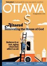 Ottawa Magazine issue Autumn 2016