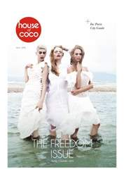 House of Coco issue House of Coco Vol 6 : The Freedom Issue