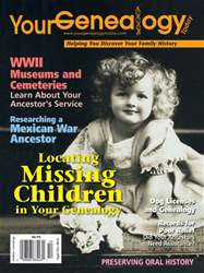 Your Genealogy Today issue Sep-Oct 2016