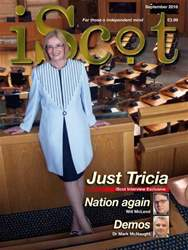 iScot Magazine issue September 2016