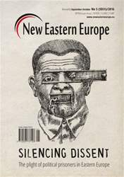 New Eastern Europe issue Sept-Oct 2016