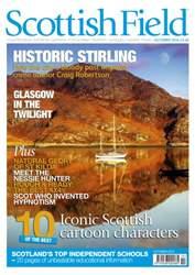 Scottish Field issue Oct-16