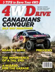 Four Wheel Drive issue Vol 18 Issue 6