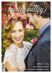 Hunter Valley Wedding Planner issue Edition 19 - September 2016