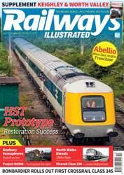 Railways Illustrated issue October 2016