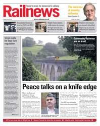 Railnews issue September 2016
