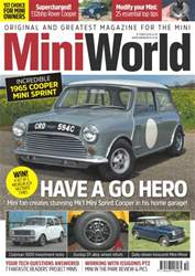 Mini World issue No. 295 Have A Go Hero