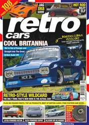 Retro Cars issue No. 101 Cool Britannia