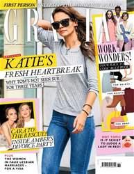 Grazia issue Issue 592