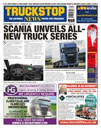 Truckstop News issue No. 376 Scania Unveils All-New Truck Series