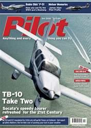 Pilot issue Oct-16