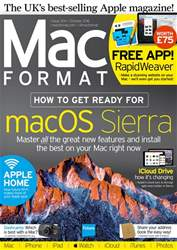 MacFormat issue October 2016
