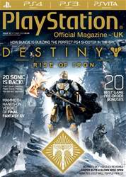 Playstation Official Magazine (UK Edition) issue October 2016