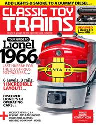 Classic Toy Trains issue November 2016