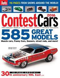 Contest Cars 2016 issue Contest Cars 2016