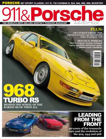911 & Porsche World Preview 1