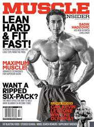 Muscle Insider Magazine issue Oct/Nov 2016