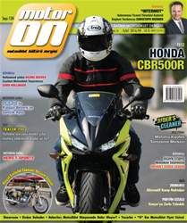 Motoron issue Motoron Eylül 2016