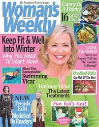 Womans Weekly issue 6th September 2016